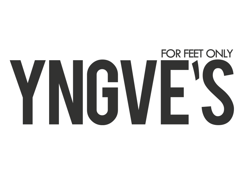 Yngve's – For Feet Only