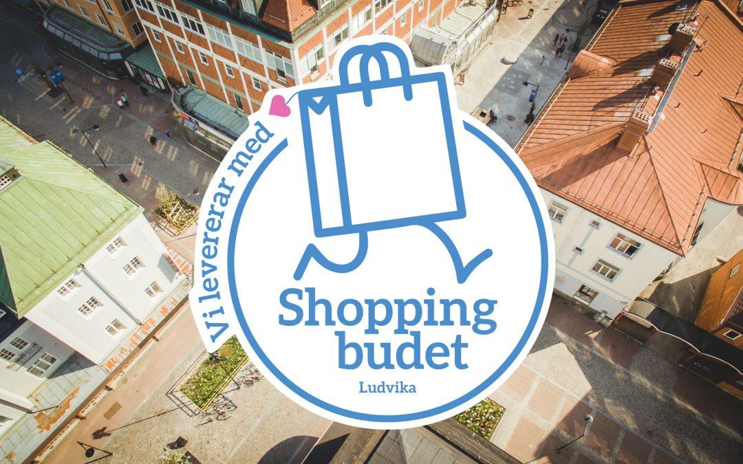 Handla lokalt hemifrån – Shoppingbudet levererar