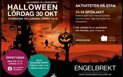 HALLOWEEN Lördag 30 Oktober